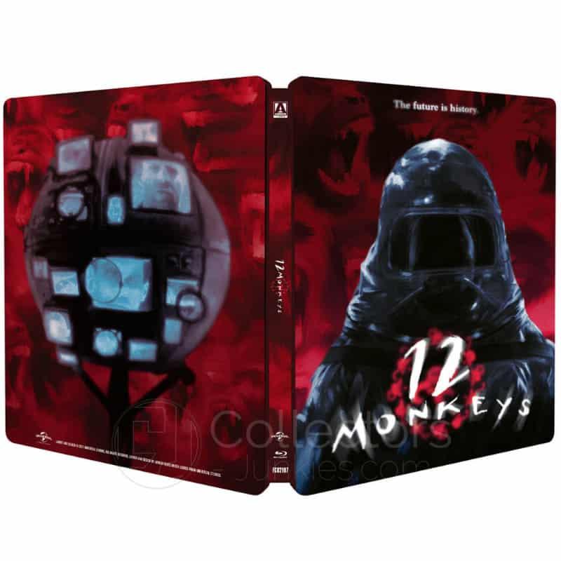 """12 Monkeys"" ab März 2021 im Blu-ray Steelbook (England)"