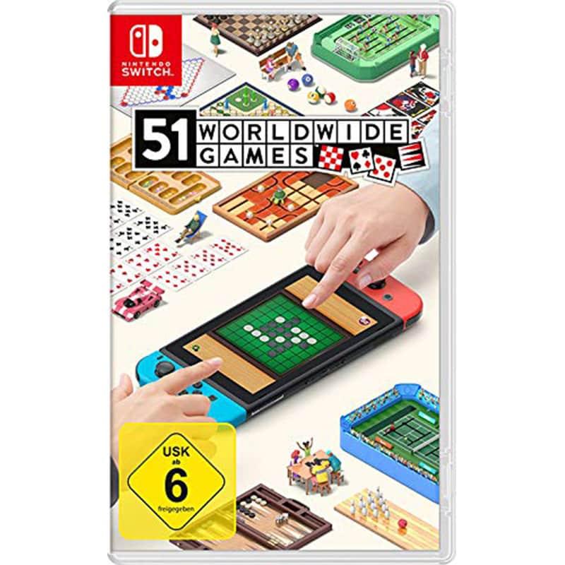 51 Worldwide Games (Nintendo Switch) für 28,99€