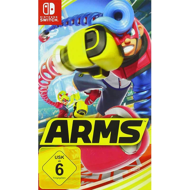 ARMS (Nintendo Switch) für 24,99€