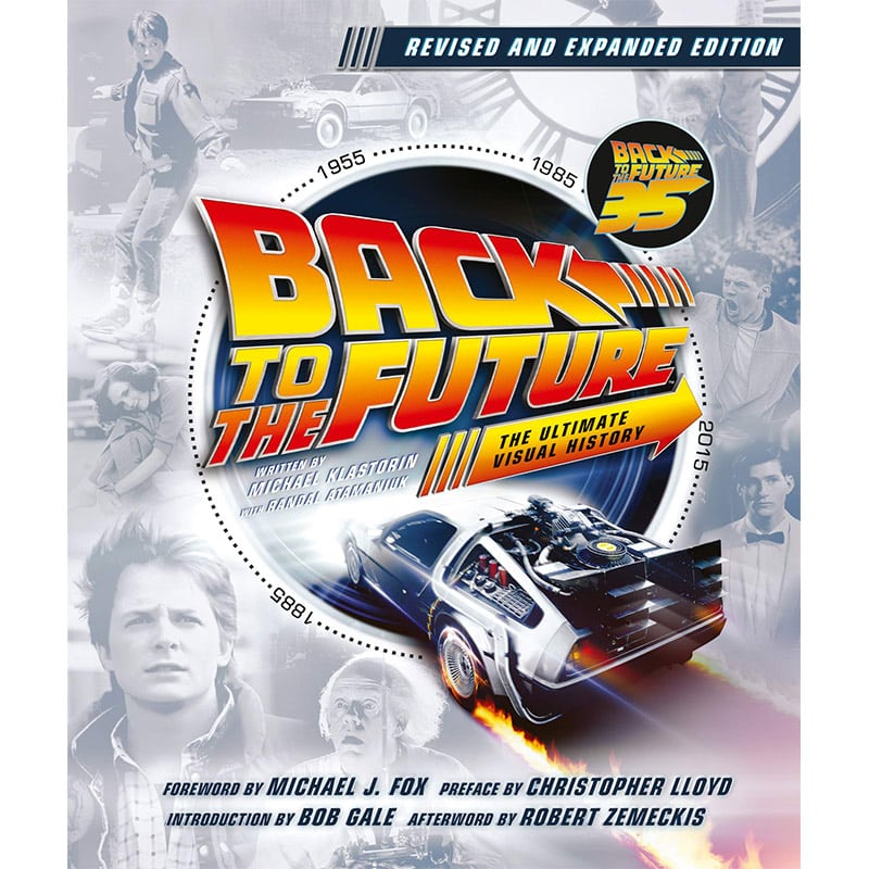 Back to the Future Revised and Expanded Edition: The Ultimate Visual History – gebundene Ausgabe (Englisch) für 28,99€