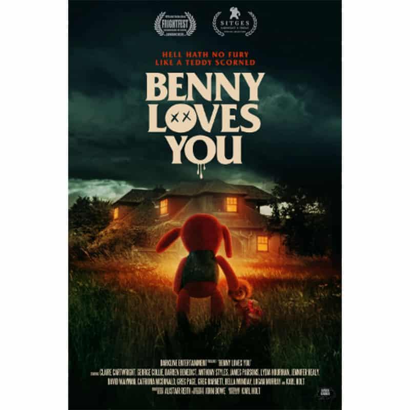 """Benny Loves You"" ab Juli 2021 im Blu-ray Mediabook"