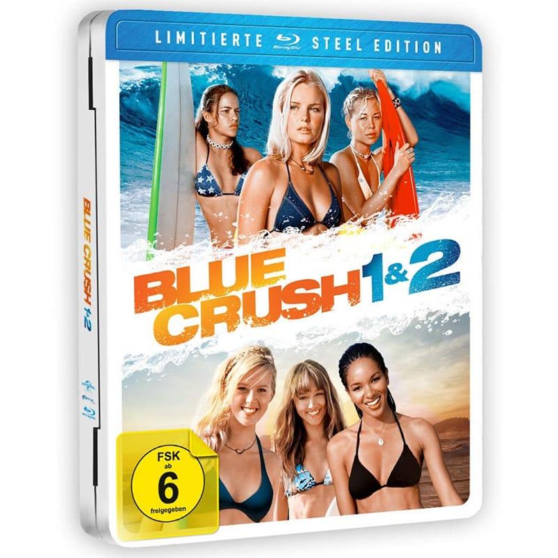 Blue Crush 1 & 2 – FuturePak Edition (Blu-ray) für 15,47€