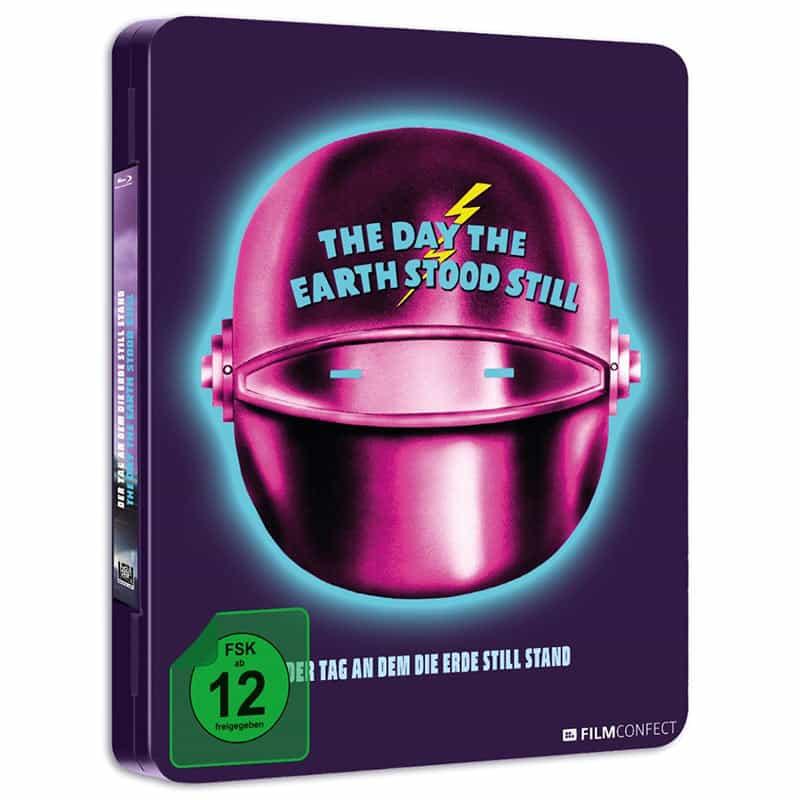 Der Tag, an dem die Erde Still Stand – FuturePak Edition (Blu-ray) für 15,99€