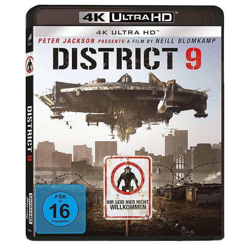 District 9 (4K UHD) für 16,75€