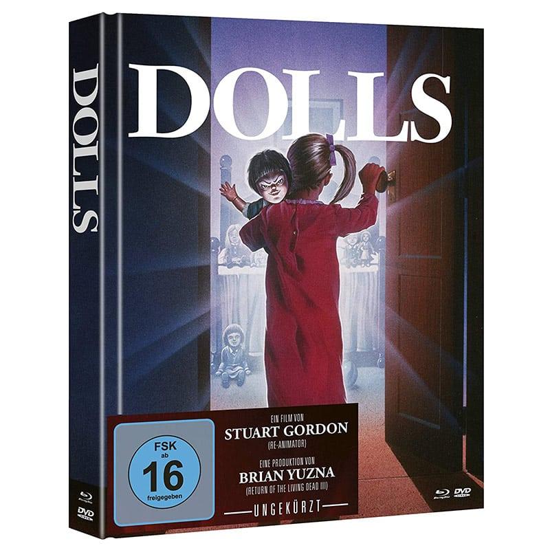 """Dolls (1987)"" im Blu-ray Mediabook für 19,97€"