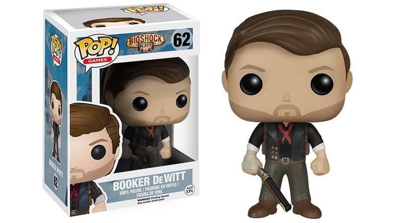 Bioshock: Booker deWitt Funko POP! Figur für 4,56€