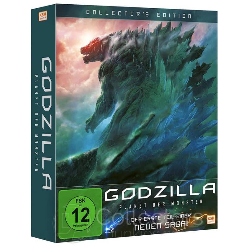 """Godzilla: Planet der Monster"" ab April 2021 in einer Blu-ray Collectors Edition"