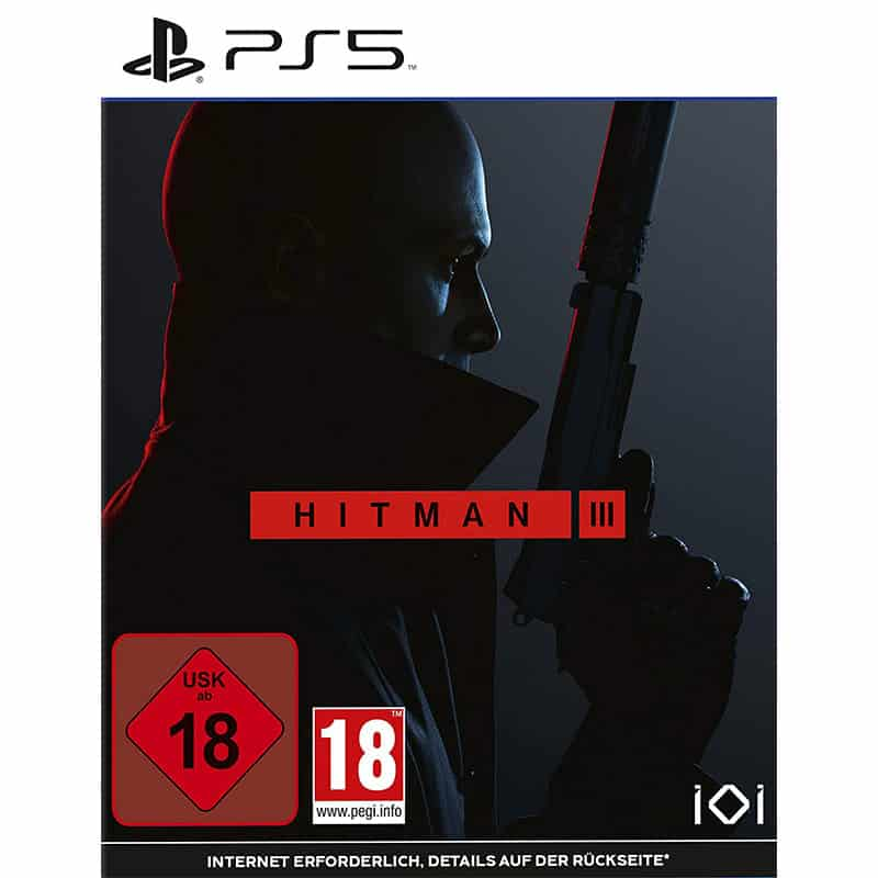 HITMAN 3 (Playstation 5 / Playstation VR) für 58,82€