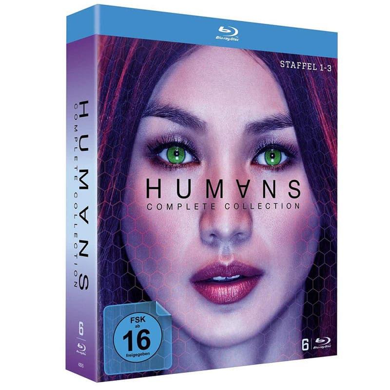 """""""Humans – die komplette Serie"""" ab März 2021 in einer Blu-ray Komplettbox"""