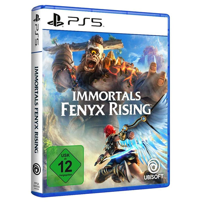 Immortals Fenyx Rising (Playstation 5) für 32,76€