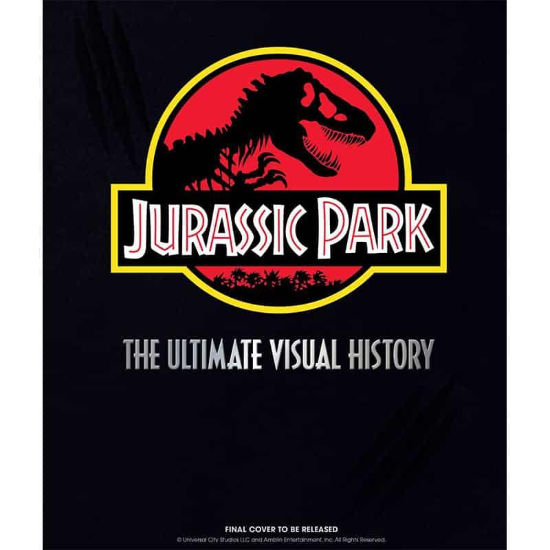 """""""Jurassic Park: The Ultimate Visual History"""" ab Oktober in der gebundenen Ausgabe"""