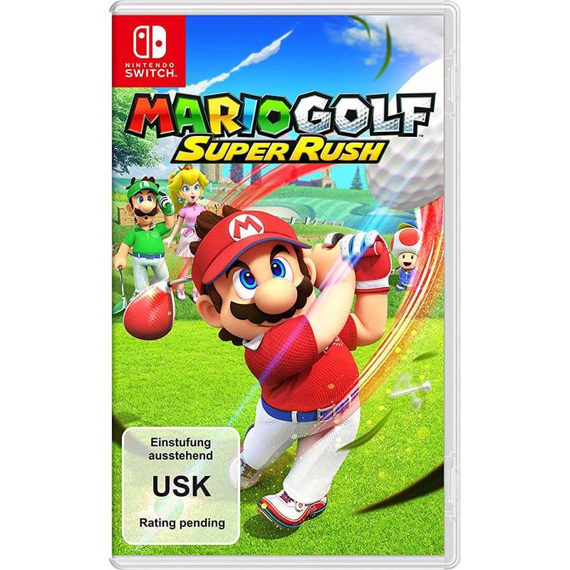 """""""Mario Golf : Super Rush"""" ab Juni 2021 für die Nintendo Switch"""