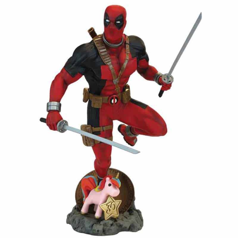 Marvel Contest Of Champions Video Game: Deadpool 1/10 Statue (PCS Collectibles)