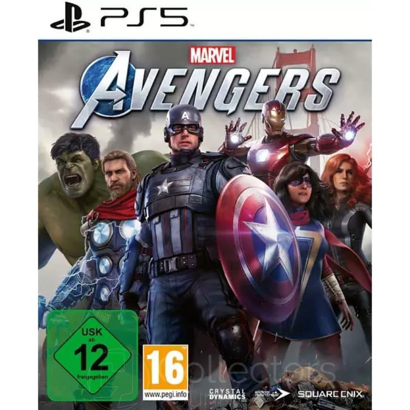 """""""Marvel's Avengers"""" ab März 2021 für die Playstation 5 und Xbox Series X/S"""