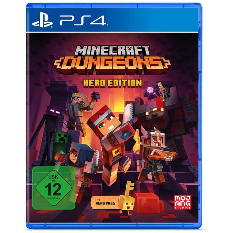 Minecraft Dungeons – Hero Edition (Playstation 4) für 14,14€