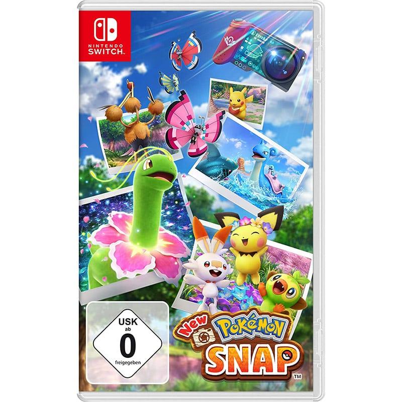 """""""New Pokémon Snap"""" ab April 2021 für die Nintendo Switch"""