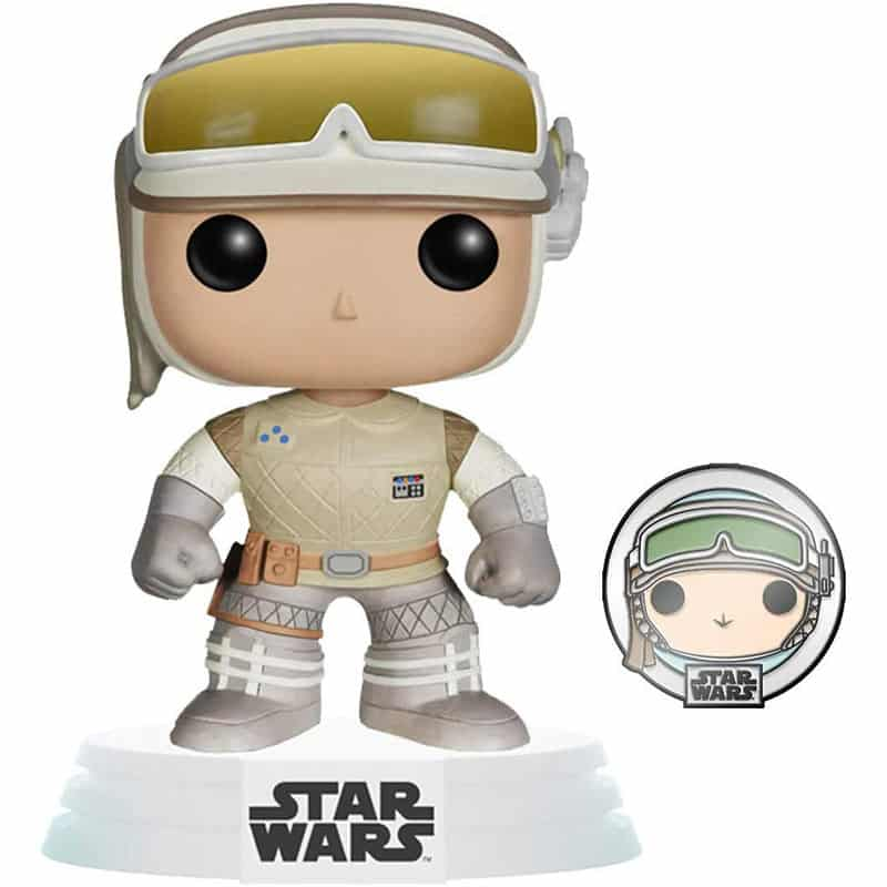 Star Wars: ATG- Luke Skywalker mit Pin (Funko POP!)