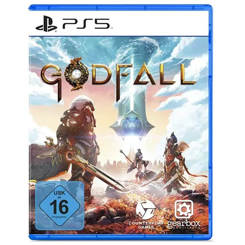 Godfall (Playstation 5) für 38,99€
