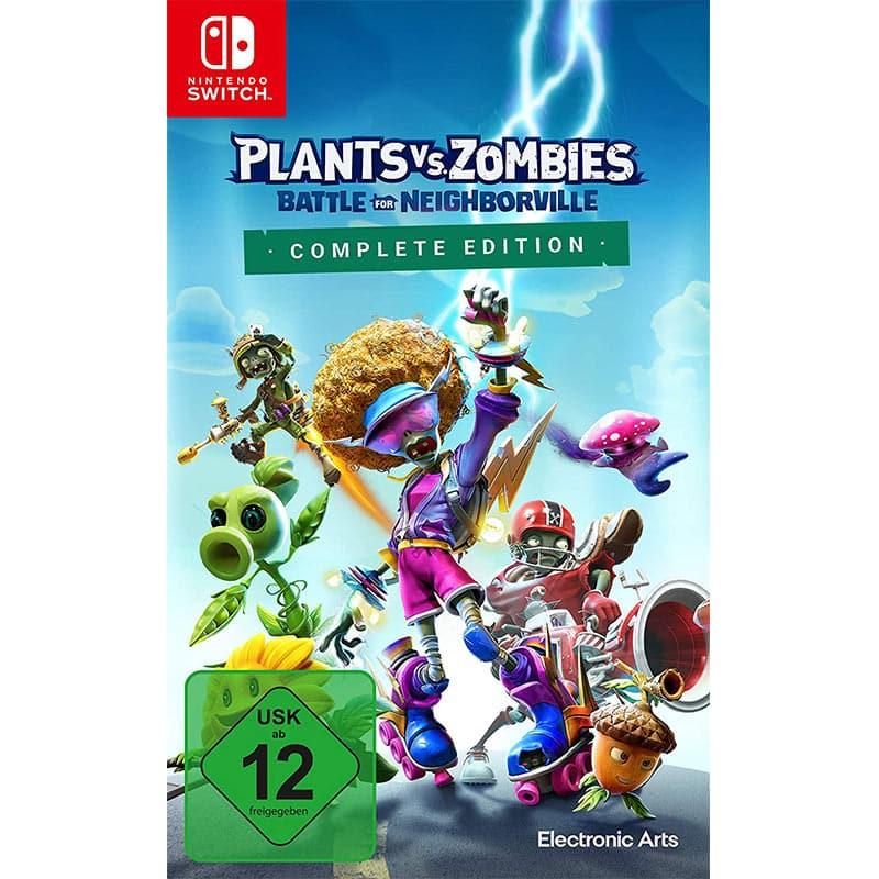 """""""Plants vs Zombies Battle for Neighborville"""" ab März 2021 in der Complete Edition für die Nintendo Switch"""