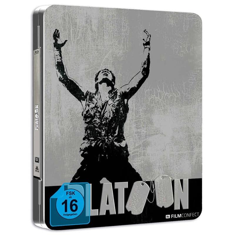 Platoon – FuturePak Edition (Geprägtes Cover) (Blu-ray) für 15,96€