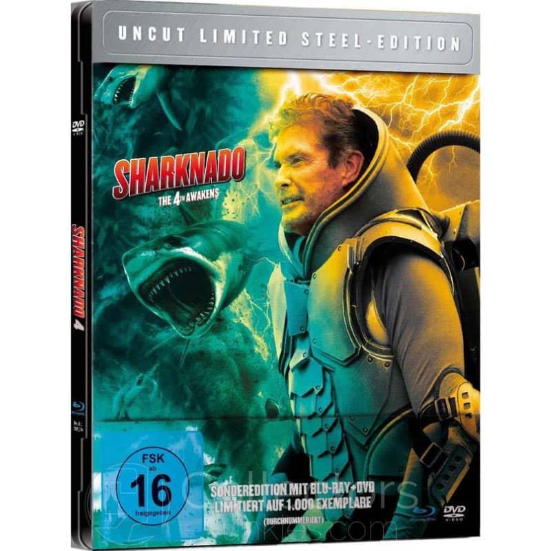 """Sharknado 4 – The 4th Awakens"" ab April 2021 im Blu-ray FuturePak"