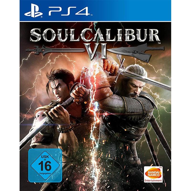 SoulCalibur VI [PlayStation 4] für 9,99€