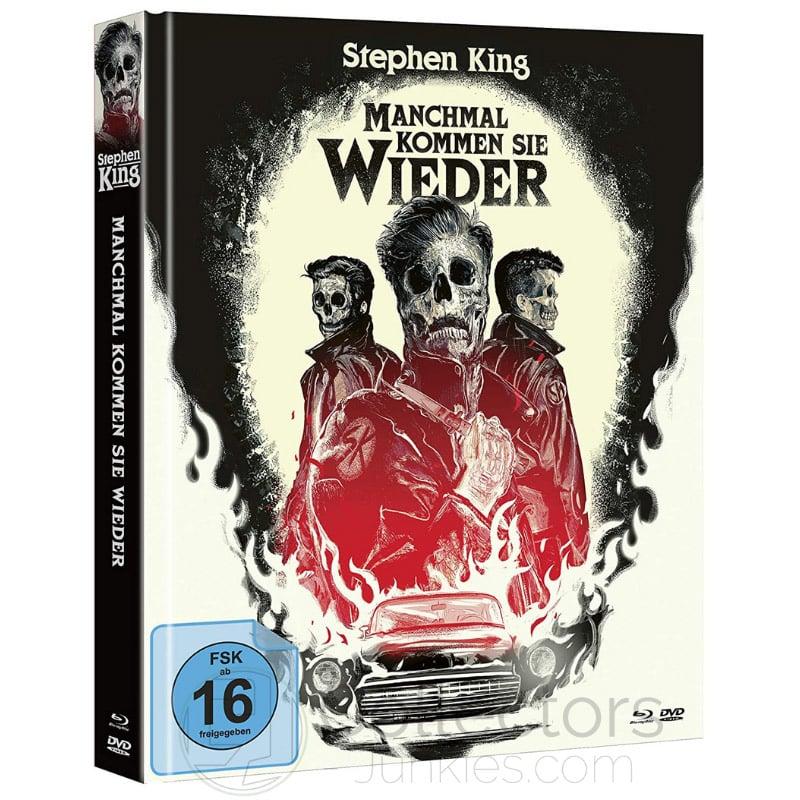 """""""Stephen Kings – Manchmal kommen sie wieder"""" im Blu-ray Mediabook für 19,97€"""