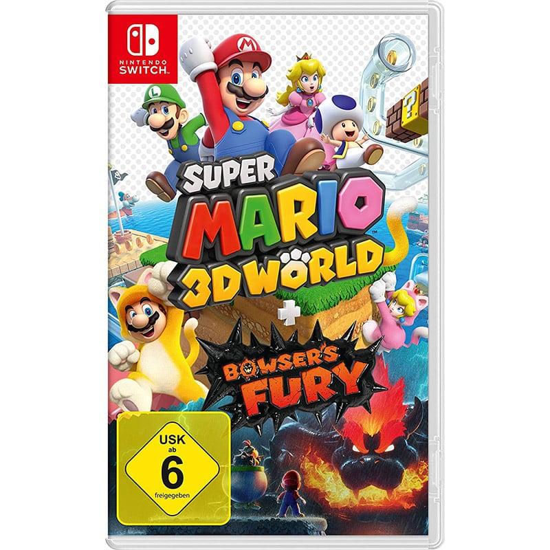 Super Mario 3D World + Bowser's Fury (Nintendo Switch) für 47,49€