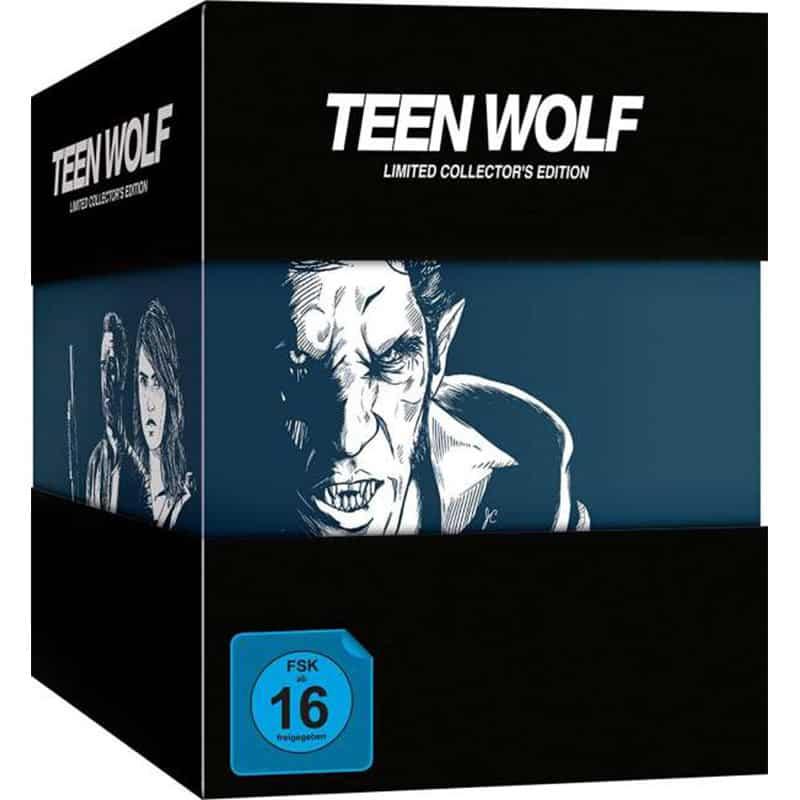 """Teen Wolf Staffel 1-6"" ab April 2021 in einer Blu-ray Collectors Edition"