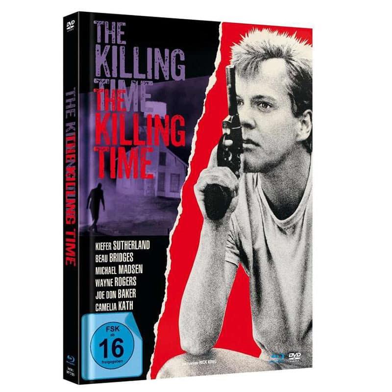 """The Killing Time"" ab April 2021 im Blu-ray Mediabook"