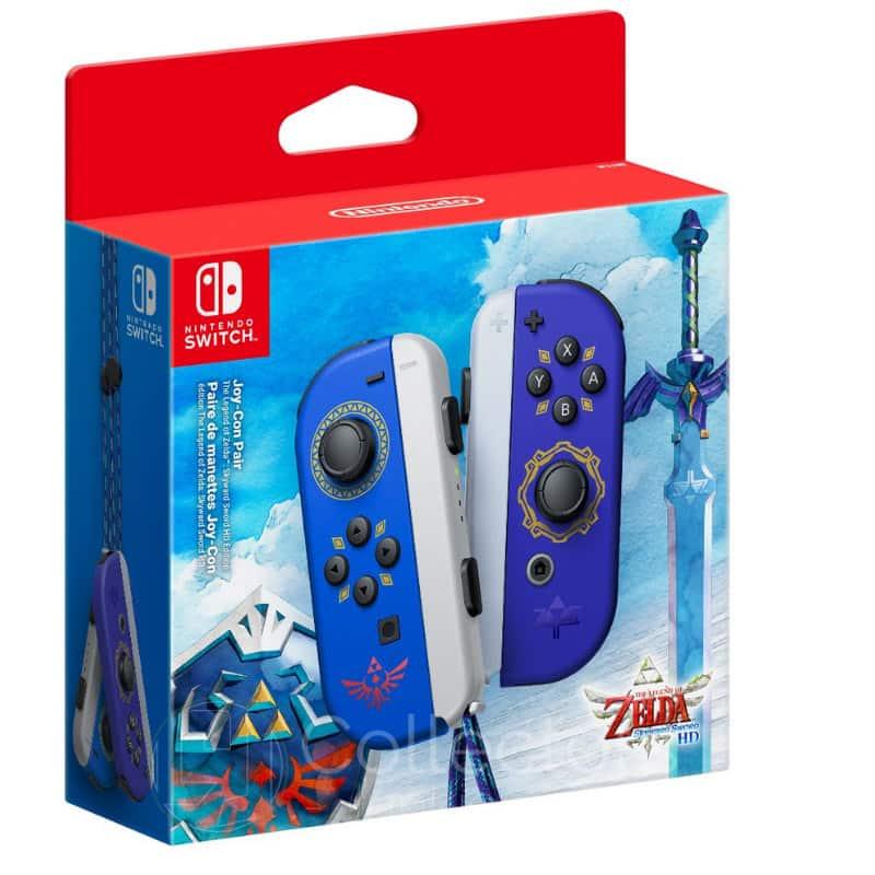 """""""Joy-Con"""" ab Juli 2021 in der Skyward Sword Edition für die Nintendo Switch"""