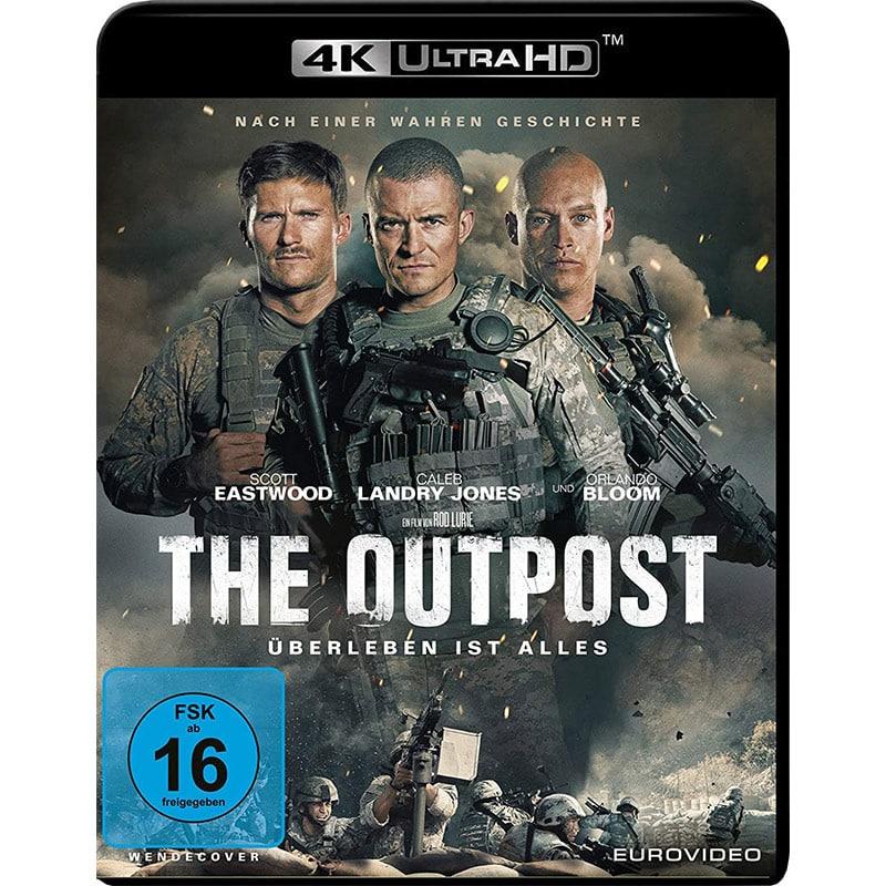 """""""The Outpost – Überleben ist alles"""" ab April 2021 auf 4K UHD"""