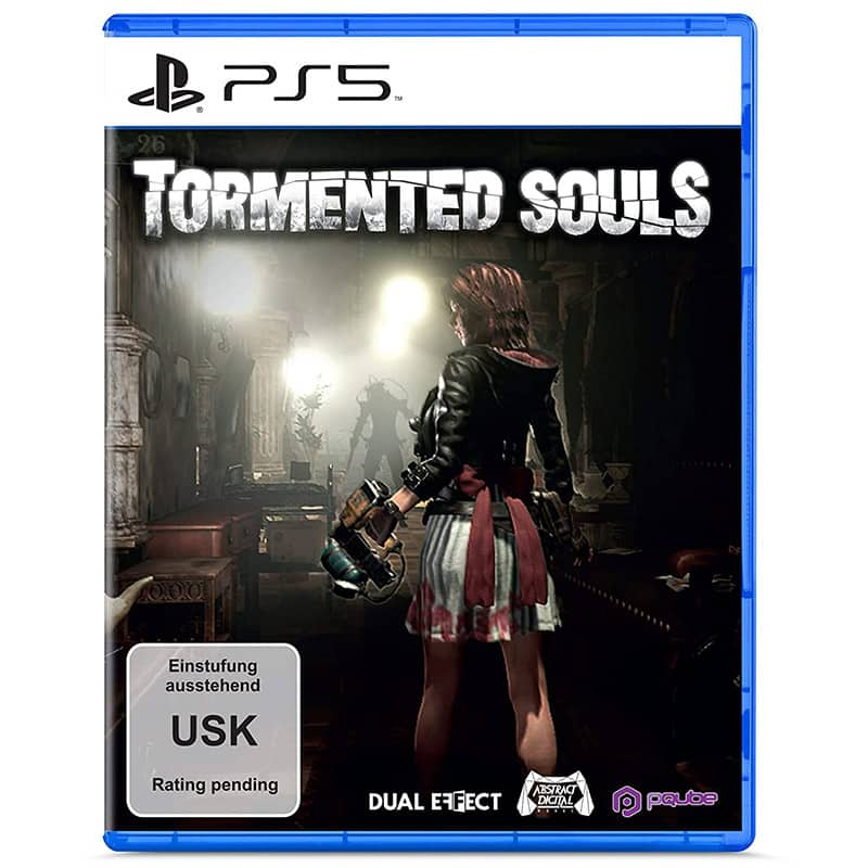 """Tormented Souls"" ab August 2021 für die Playstation 5"