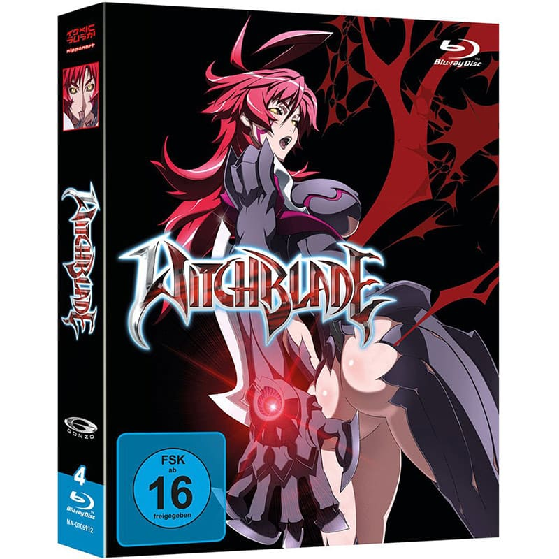 Witchblade – Gesamtausgabe (Blu-ray) für 39,97€