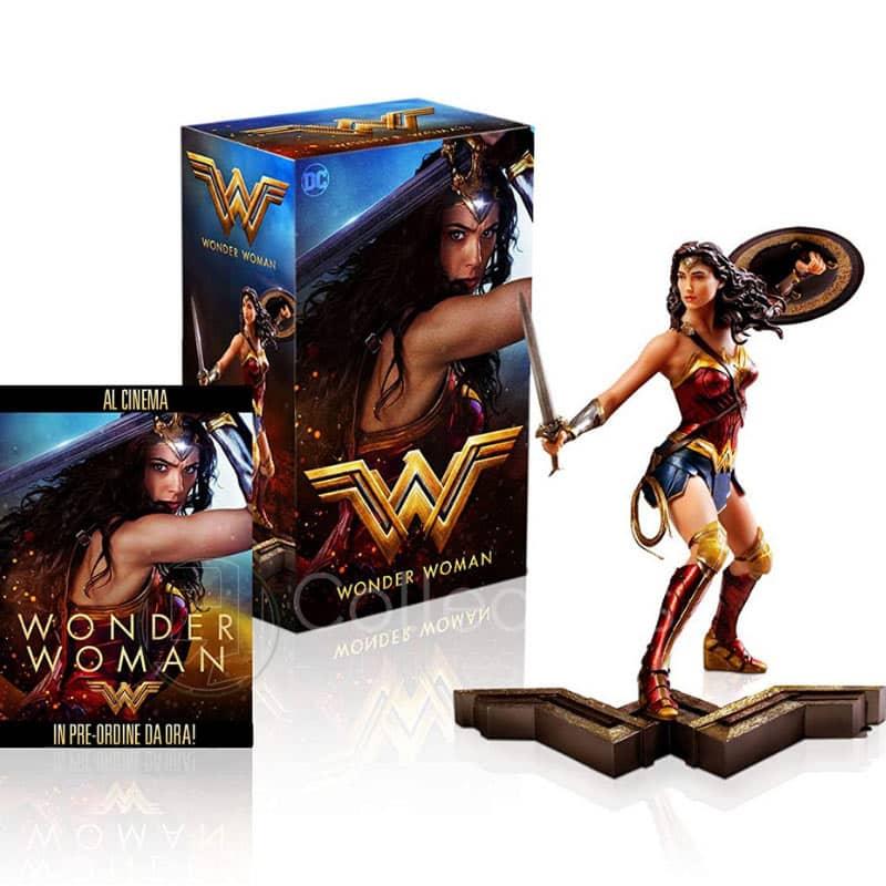Wonder Woman – Collectors Edition (Blu-ray) für 74,06€ (Italien)