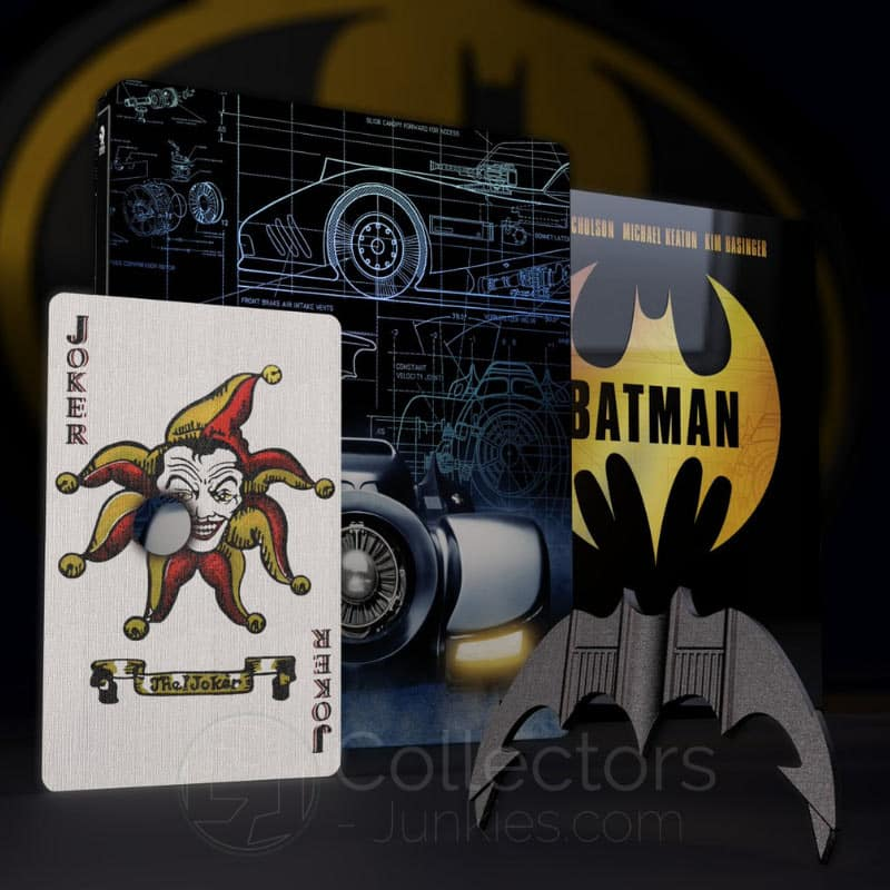 """Batman (1989)"" erscheint in einer ""Titans of Cult"" 4K Steelbook Edition"
