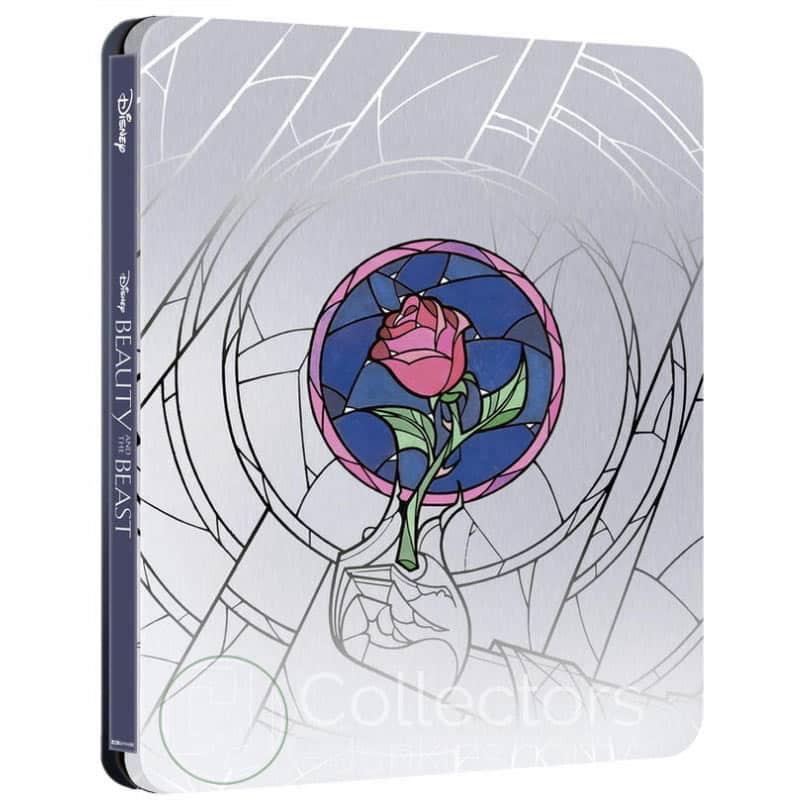 """""""Die Schöne und das Biest (1991)"""" erscheint im Zavvi exklusiven 4K Steelbook (England)"""