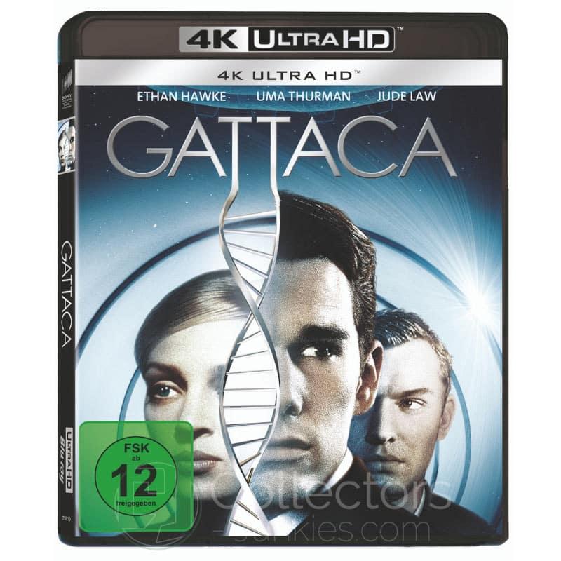 """""""Gattaca"""" auf 4K UHD für 11,49€"""