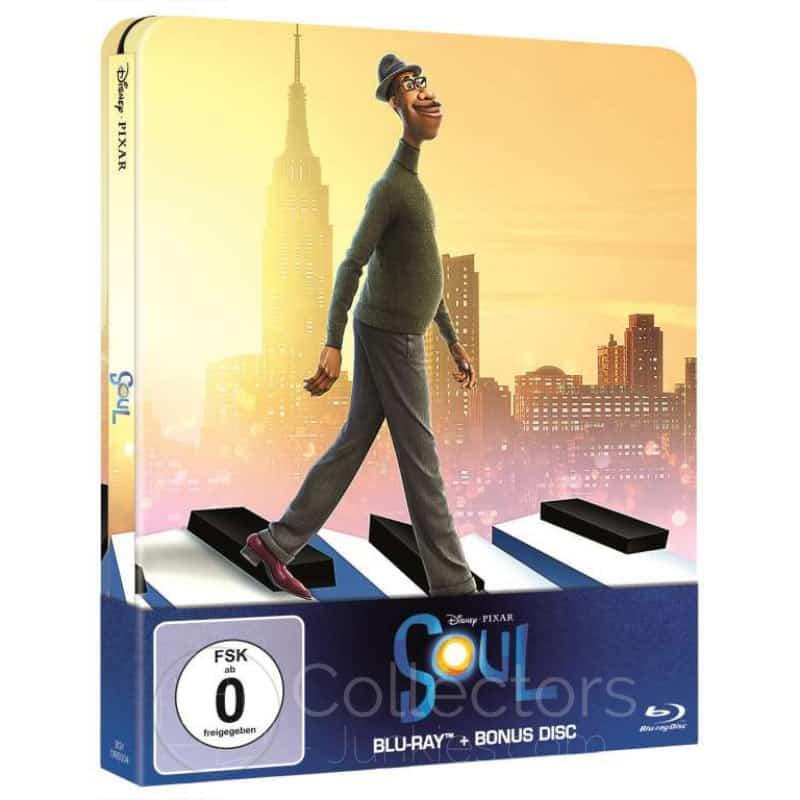 Soul – Steelbook Edition (Blu-ray) für 21,24€