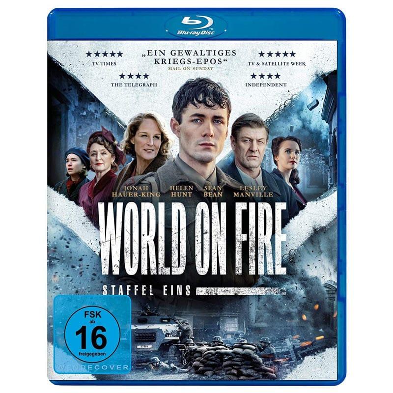 """World on Fire Staffel 1"" ab April auf Blu-ray und DVD"