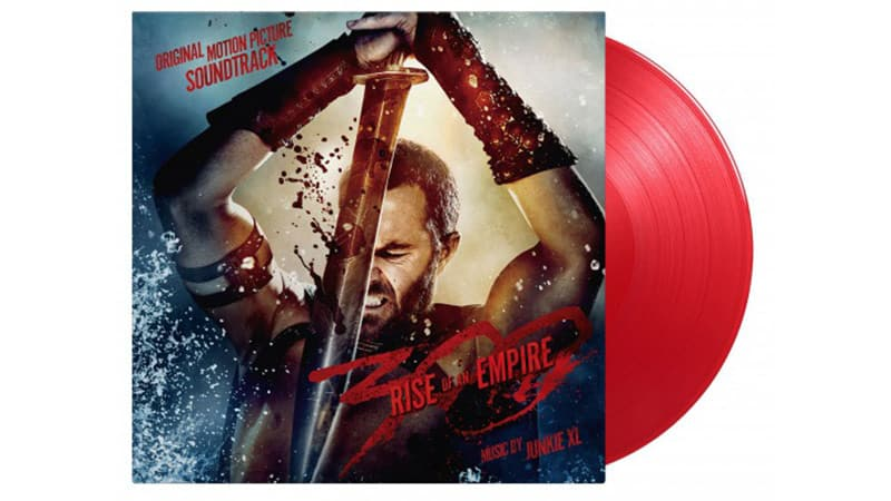 300: Rise of An Empire – Original Motion Picture Soundtrack auf Vinyl | ab April 2021
