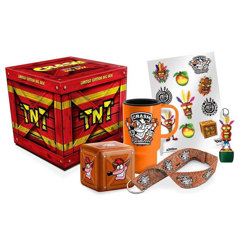Crash Universe Limited Edition Bigbox für 12,99€
