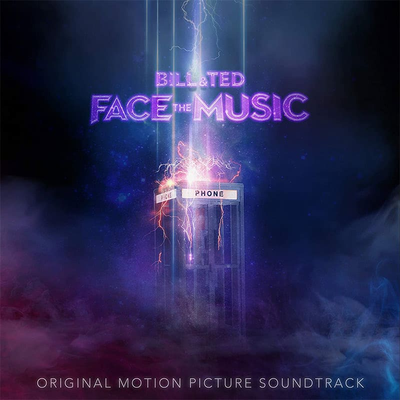 Bill & Ted Face the Music: Original Motion Picture Soundtrack auf Vinyl | ab April 2021
