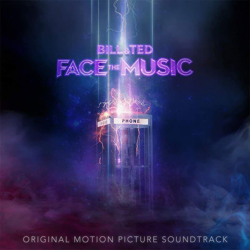 Bill & Ted Face the Music: Original Motion Picture Soundtrack auf Vinyl | ab April 2021