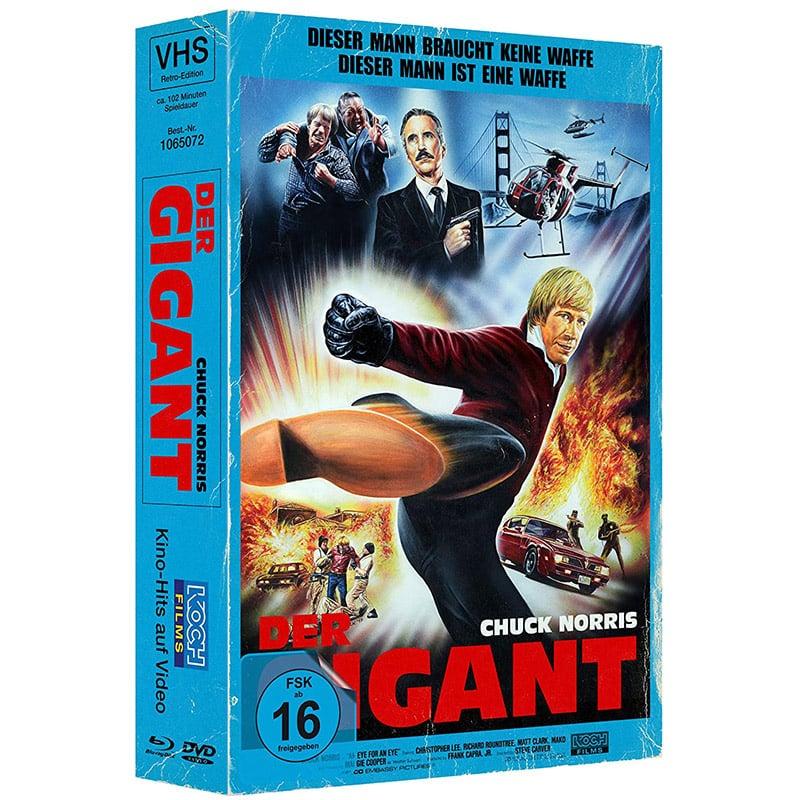 """""""Der Gigant"""" in der Blu-ray Retro-VHS-Edition für 14,74€"""