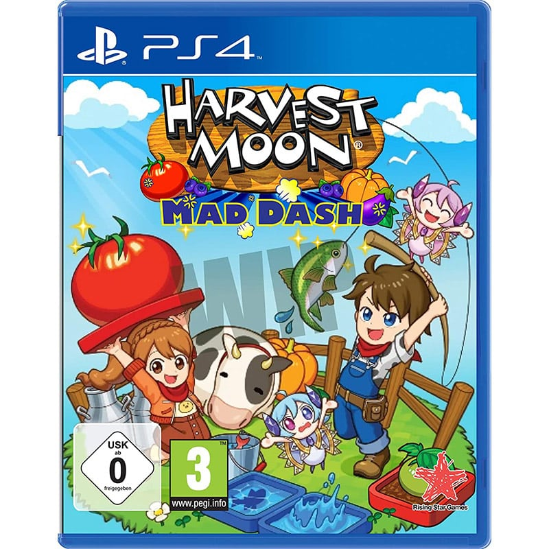 Harvest Moon Mad Dash (Playstation 4) für 4,99€