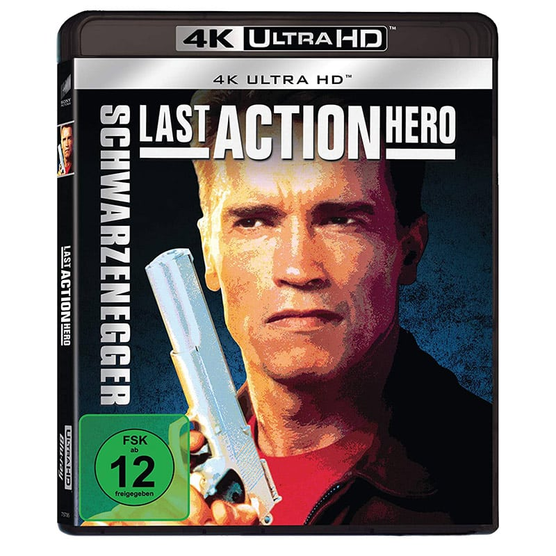"""Last Action Hero"" ab Mai 2021 auf 4K UHD"