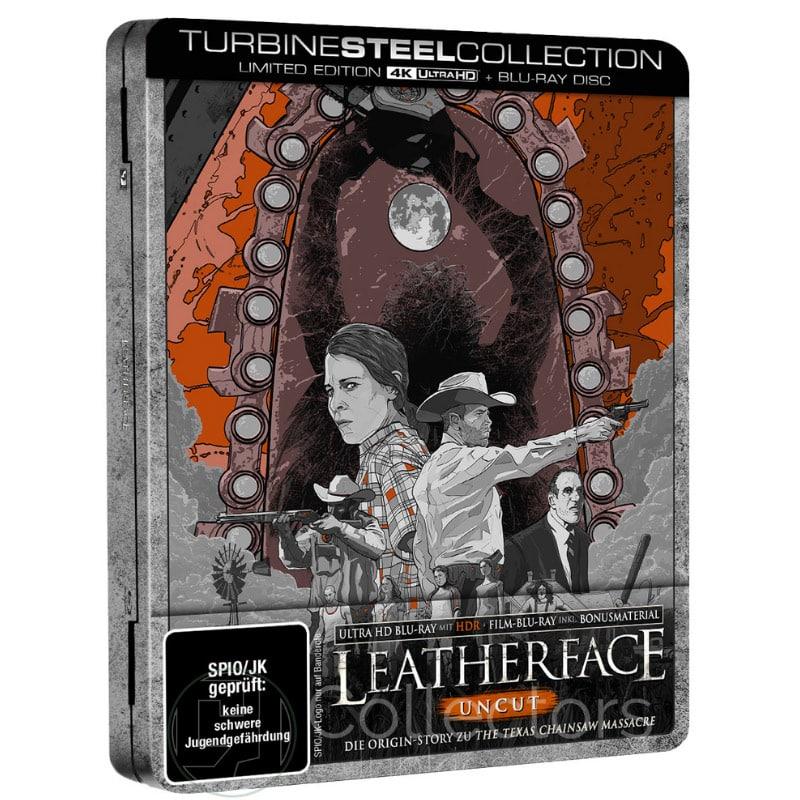 """Leatherface (2017)"" ab sofort in der 4K FuturePak Edition"