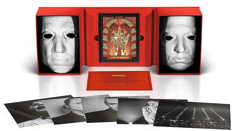 """""""Lindemann – Live in Moscow"""" ab Mai 2021 als Super Deluxe Box   Vinyl, DVD und Blu-ray als weitere Sets"""