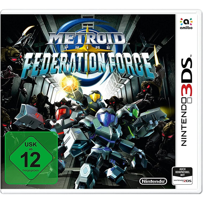 Metroid Prime: Federation Force [3DS] für 8,49€